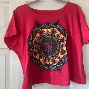 XL Zumiez Mandala T-Shirt